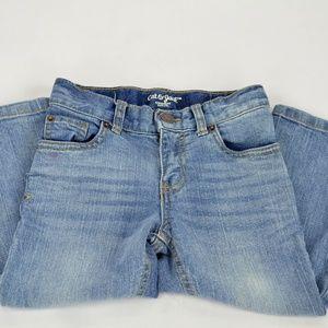 Cat & Jack Toddler Boys' Straight Cut Denim Jeans